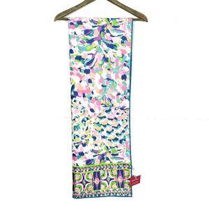 Lilly Pulitzer Microfiber Printed Yoga Towel